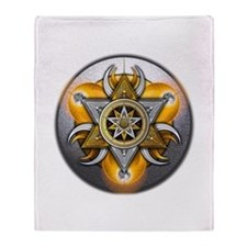 Pagan God & Goddess Throw Blanket