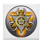 Pagan God & Goddess Tile Coaster