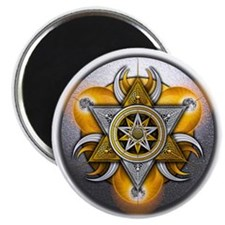 "Pagan God & Goddess 2.25"" Magnet (10 pack)"