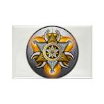 Pagan God & Goddess Rectangle Magnet (100 pack)