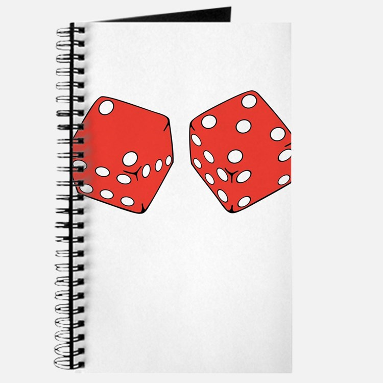 Lucky Seven Dice Journal