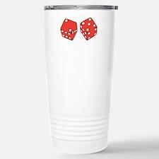 Lucky Seven Dice Travel Mug