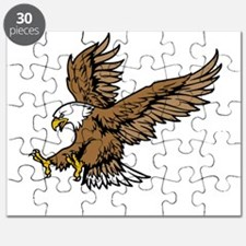 American Bald Eagle Puzzle