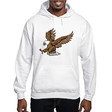 American Bald Eagle Hoodie
