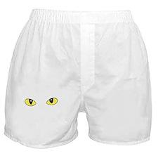 Peering Eyes Boxer Shorts