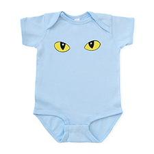 Peering Eyes Infant Bodysuit