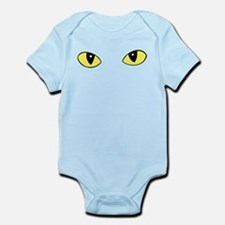Peering Eyes Infant Bodysuit