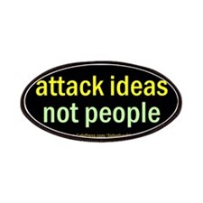 """""""Attack Ideas"""" Patches"""