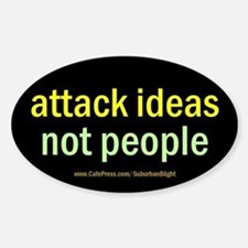 """""""Attack Ideas"""" Decal"""