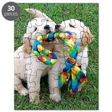 Cute Puppy Puzzle