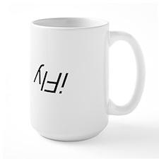 iFly Inverted Mug