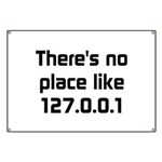 No Place Like 127.0.0.1 Banner