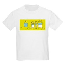 Budgie Family T-Shirt