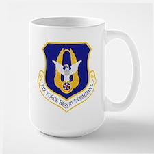 Air Force Reserve Command Large Mug