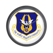 Air Force Reserve Command Wall Clock