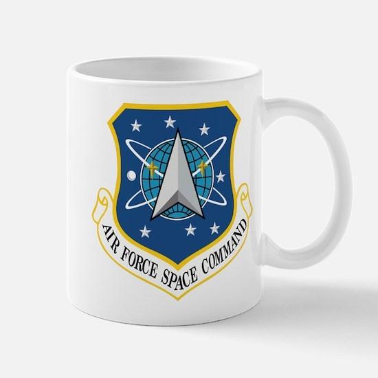 Air Force Space Command Mug