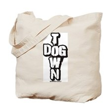 Dog Town Tote Bag