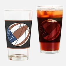 Basketball111 Drinking Glass