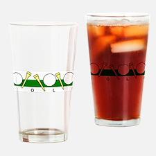 Golf40 Drinking Glass
