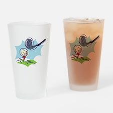 Golf24 Drinking Glass