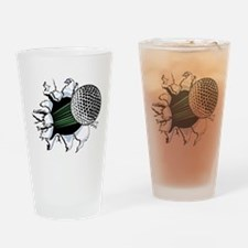 Golf5 Drinking Glass