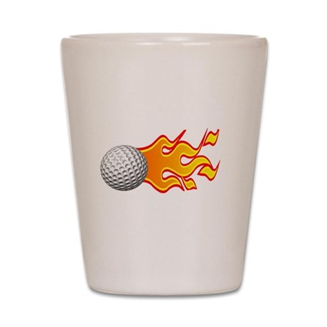 Golf101 Shot Glass