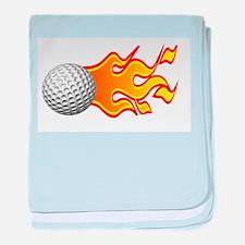 Golf101 baby blanket