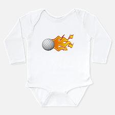 Golf101 Long Sleeve Infant Bodysuit
