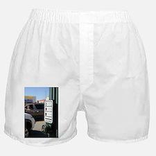 Push Button Boxer Shorts