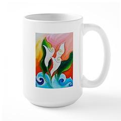 Calla Lily Sea Mug