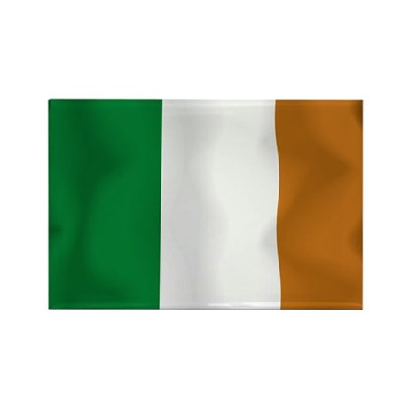Flag of Ireland Rectangle Magnet
