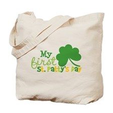 My 1st St. Patty's Day Tote Bag