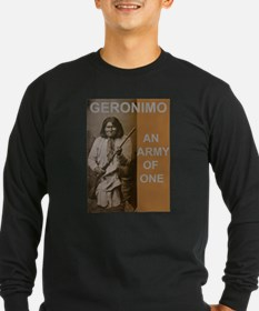 geronimo Army of One Long Sleeve T-Shirt