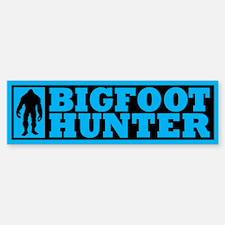 Finding Bigfoot - Hunter Bumper Bumper Sticker