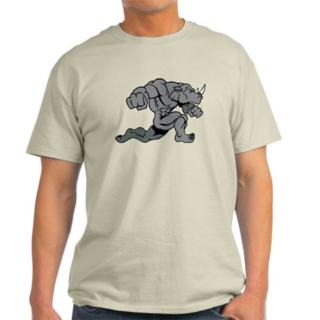 Running Rhino Light T-Shirt