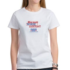 Marvin E Quasniki Women's T-Shirt