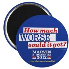 """Button 1 2.25"""" Magnet (100 pack)"""