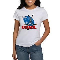 Hockey Girl Women's T-Shirt