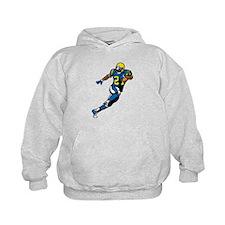Football Running Back Hoodie