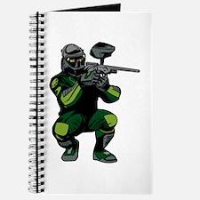 Paintball Player Journal