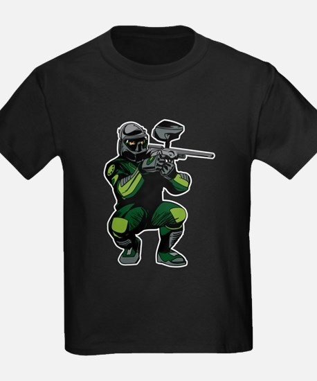 Paintball Player T