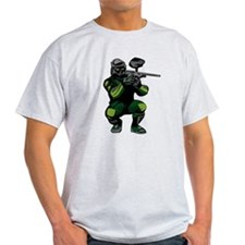 Paintball Player T-Shirt