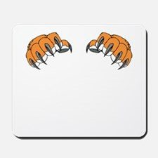 Tiger Claws Mousepad