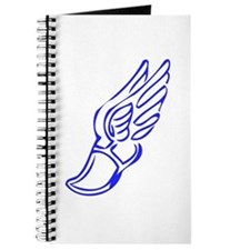 Winged Running Shoes Journal