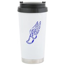 Winged Running Shoes Travel Mug