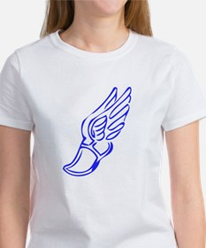 Winged Running Shoes Tee