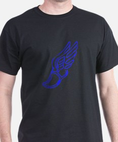 Winged Running Shoes T-Shirt