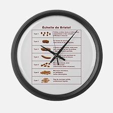 Échelle de Bristol Large Wall Clock