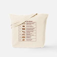 Échelle de Bristol Tote Bag