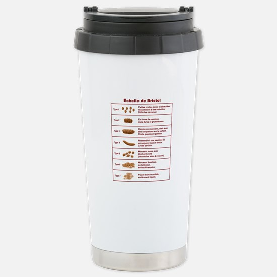 Échelle de Bristol Stainless Steel Travel Mug